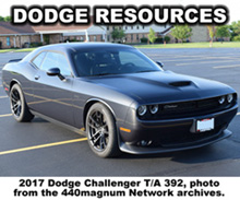 Dodge Car Resources