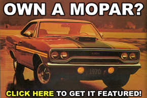 Own A Mopar